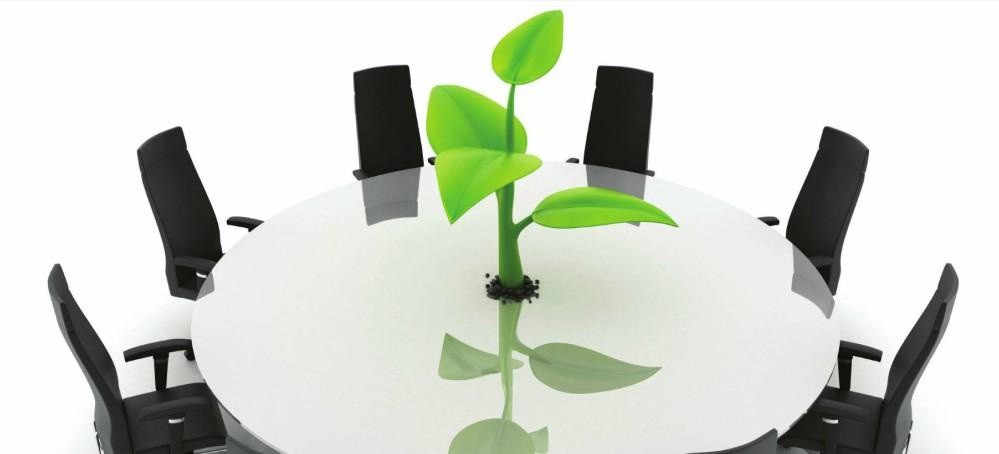 Resultado de imagem para escritório ecologico