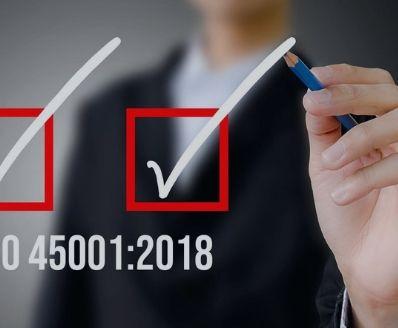 curso online de Auditorias Internas a Sistemas de Gestão de Segurança e Saúde no Trabalho – ISO 45001:2018