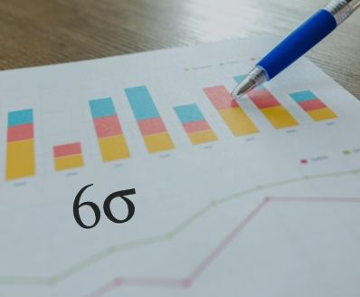 formação em Lean Six Sigma